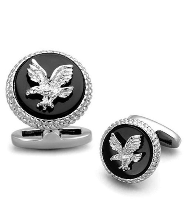 American Cufflink Classic Stainless Accessory