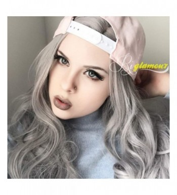 Riglamour Silver Synthetic Invisible Resistant