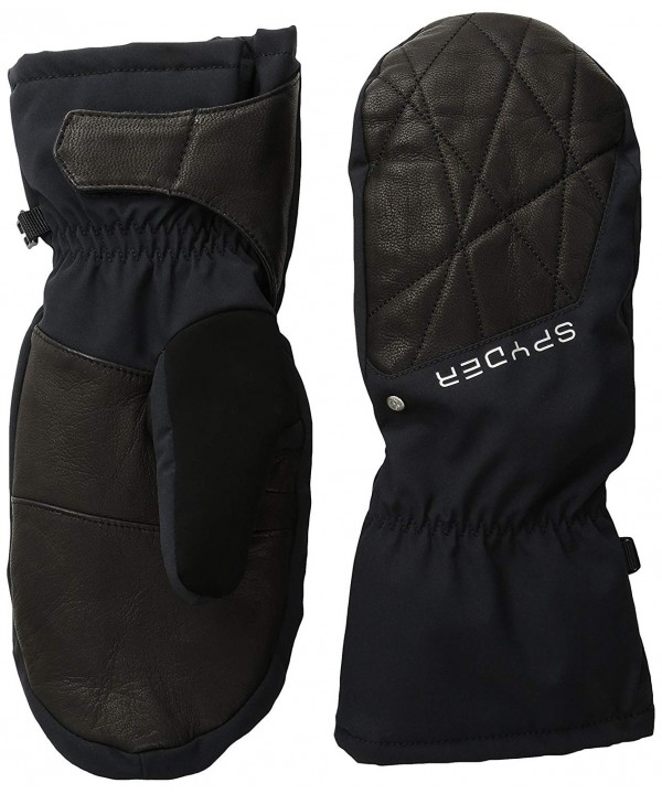 Spyder Empress Ski Mitten Black Small