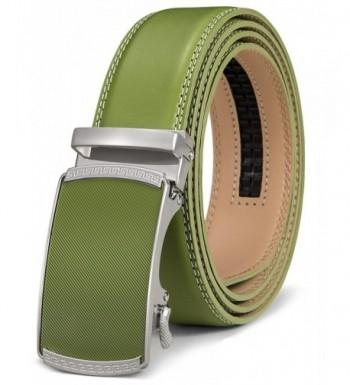 Bulliant Belt Leather Ratchet Adjustable byTrim