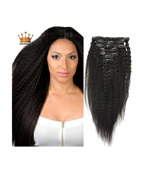 12inch 28inch Straight Extension Unprocessed Natural