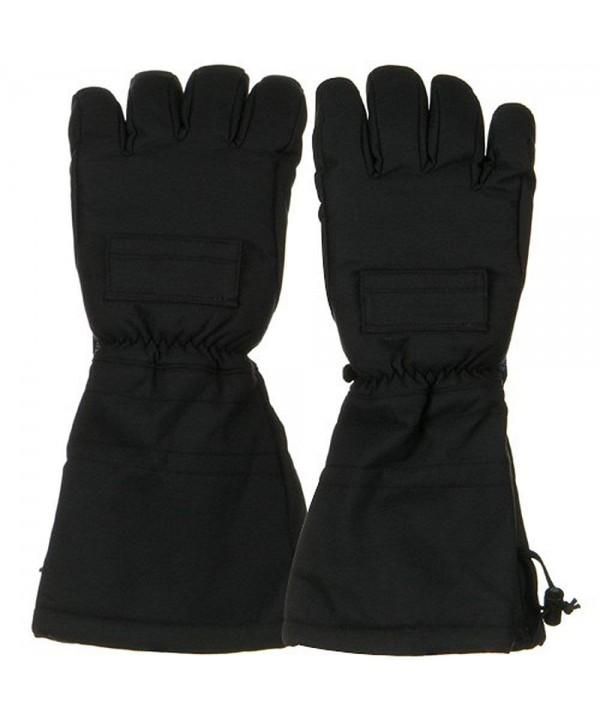 Black Ice Comfortable Glove L XL
