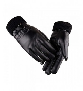 New Trendy Men's Cold Weather Gloves Clearance Sale