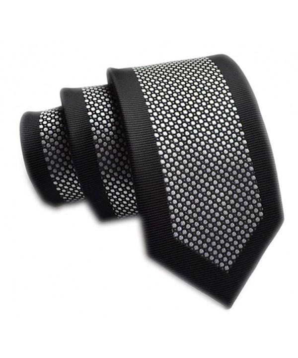 Secdtie Handmade Textured Jacquard Necktie