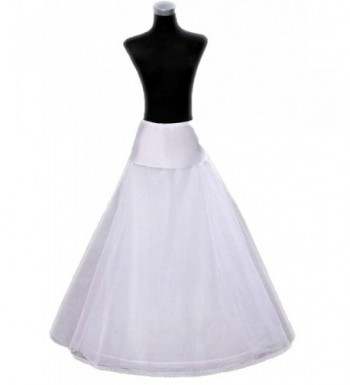 GIOOMANN Womens Wedding Crinoline Petticoat
