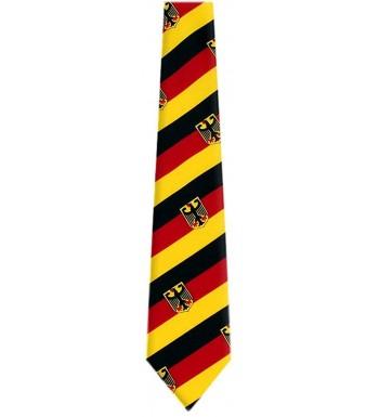 FLAG 315 German Flag Mens Necktie