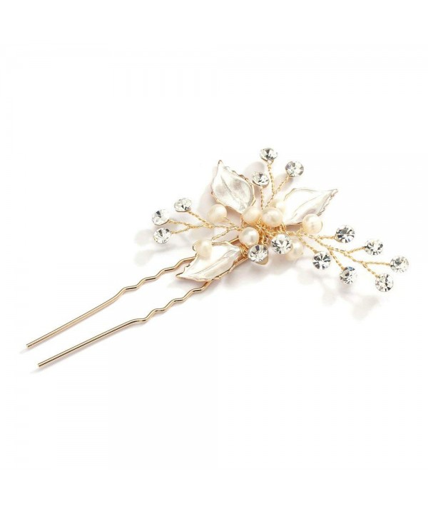 Mariell Handmade Gold Bridal Stick