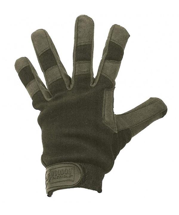 VooDoo Tactical Crossfire Gloves Green