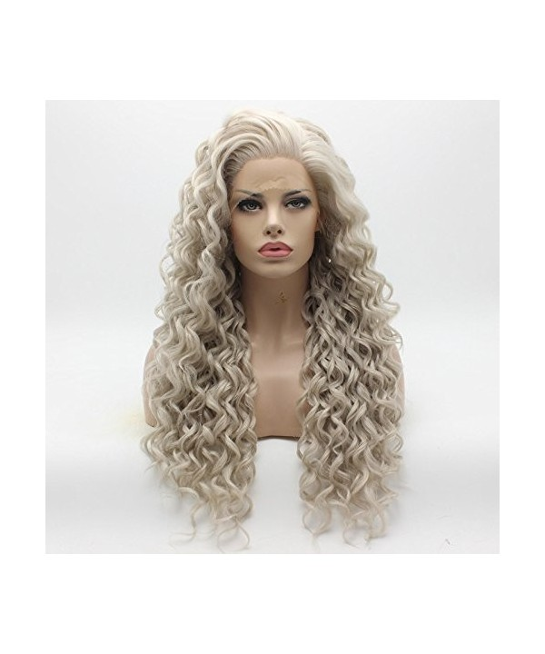 Lushy Curly Density Resistant Synthetic