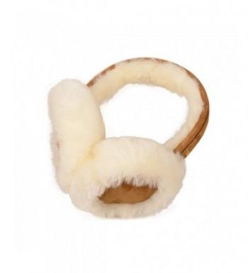 Furoom Sheepskin Earmuffs