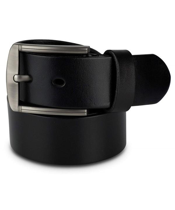Mens Belt Belts Adjustable Leather