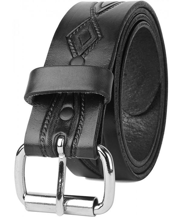 Vintage Distressed leather change Roller