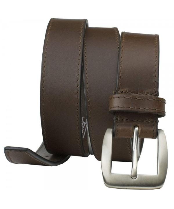 Nickel Free Casual Brown Belt
