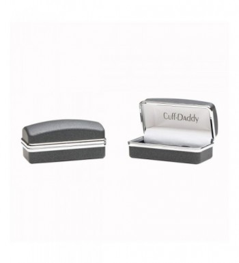 Cheap Real Men's Cuff Links