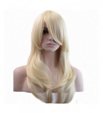 CosMe 28 70cm Blonde Wig