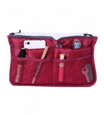 HDE Organizer Oversize Handbag Pockets