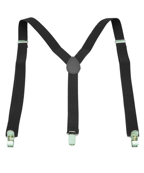 Men Suspenders Width Shape Strong