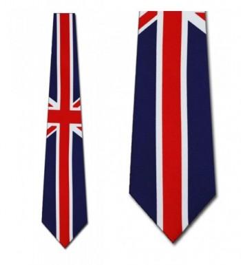 United Kingdom Necktie Three Rooker