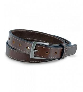 Hanks Belts WA2455 Concealed Stitching