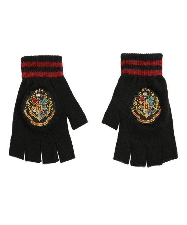 Harry Potter Hogwarts Fingerless Gloves