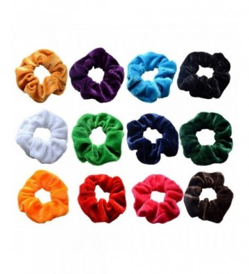 Yexpress Scrunchies Elastics Scrunchy Headbands