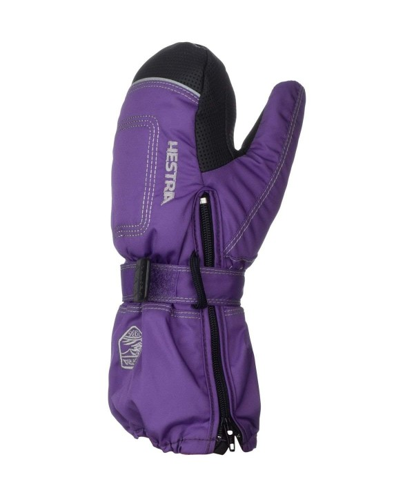 Hestra Gloves 36421 Baby Lilac