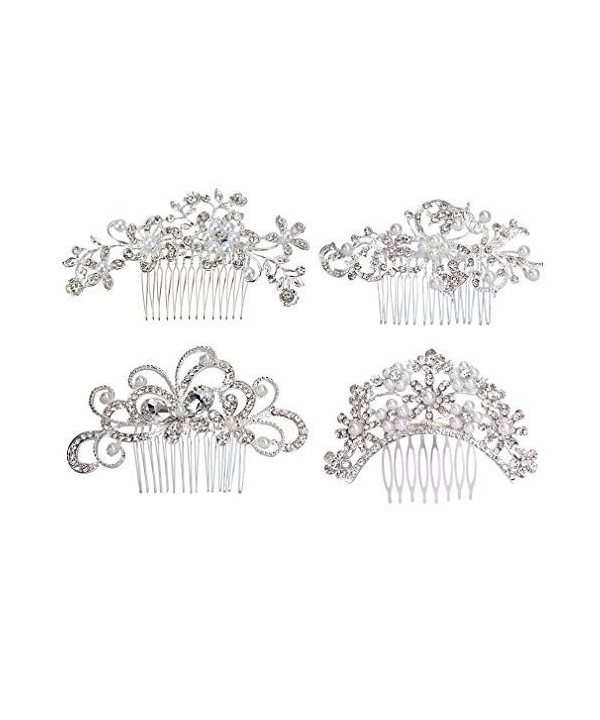 ANBALA Wedding Rhinestones Decoration Headpiece
