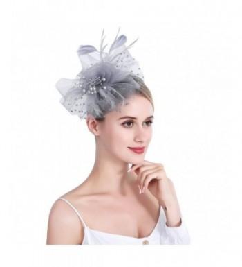 inSowni Vintage Fascinator Feather Headband