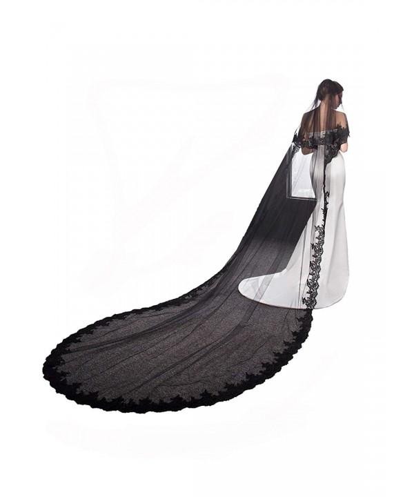 EllieHouse Womens Black Wedding Bridal