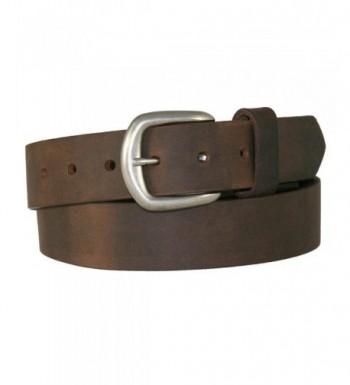 Boston Leather 1 1 Chieftain Belt