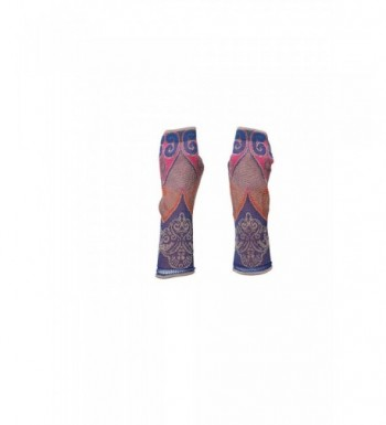 IVKO Stitch Spring Fingerless Gloves
