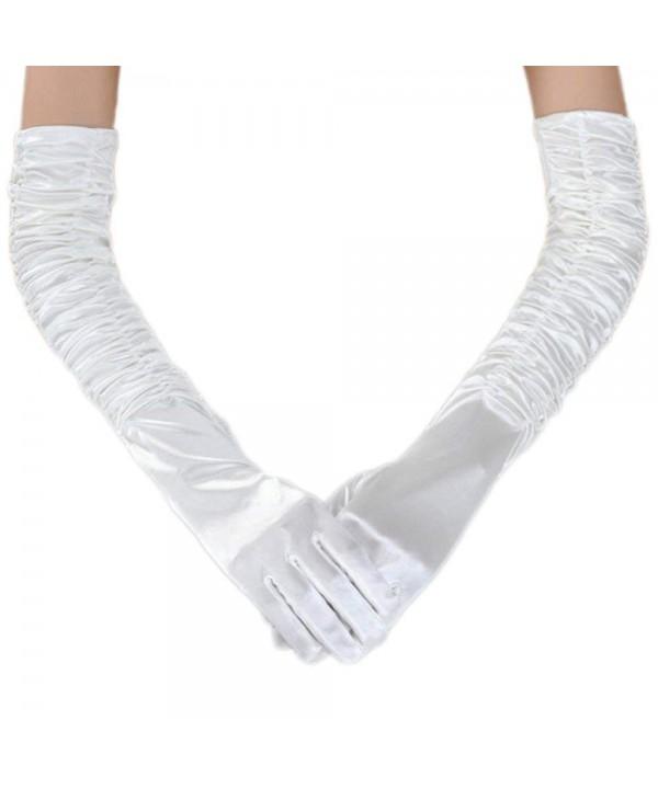 Unilove Opera Gloves Stretchy Length