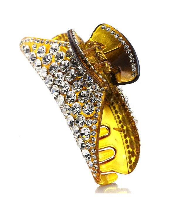 Gorgeous Mid size Butterfly Rhinestones Accessories
