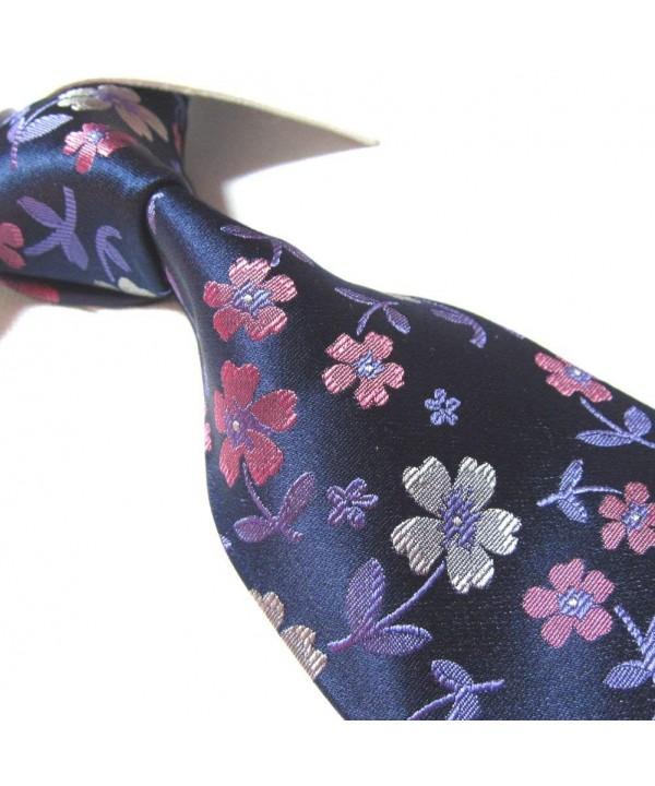 Towergem Extra Seven Floral Necktie