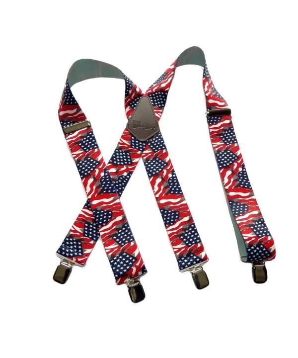 Suspender Companys Pattern Suspenders Patented