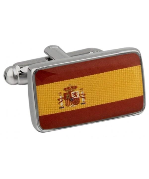 MRCUFF Spain Cufflinks Presentation Polishing