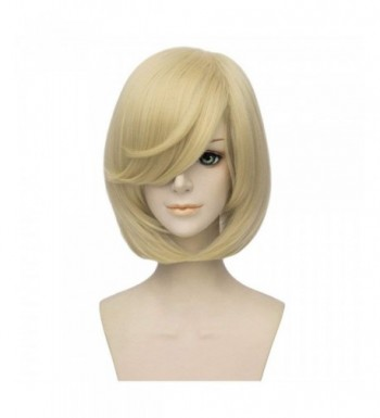 Flovex Straight Blonde Cosplay Costume