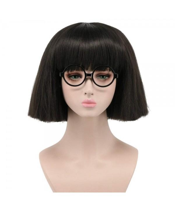 Yuehong Short Black Temperature Fashion