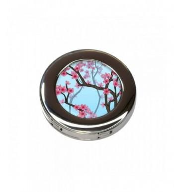 Cheery Blossoms Foldable Retractable Handbag