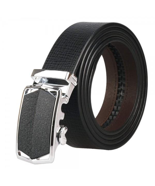 STIUCCE Genuine Leather Ratchet black HD17 waist 27