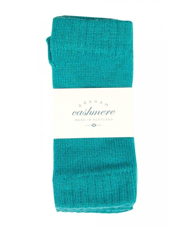 Graham Cashmere Womens Wristwarmers Boxed