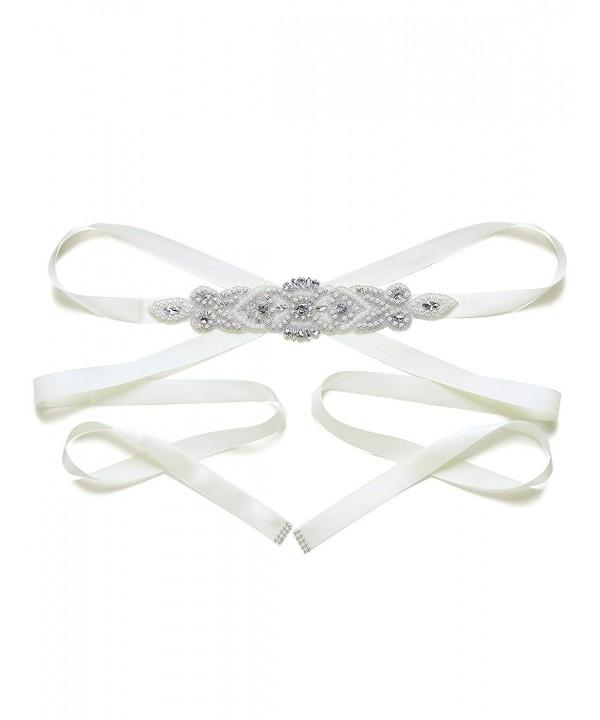 Multi optional diamond wedding Off white