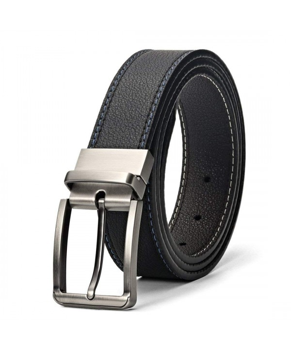 DWTS Genuine Leather Reversible Rotated