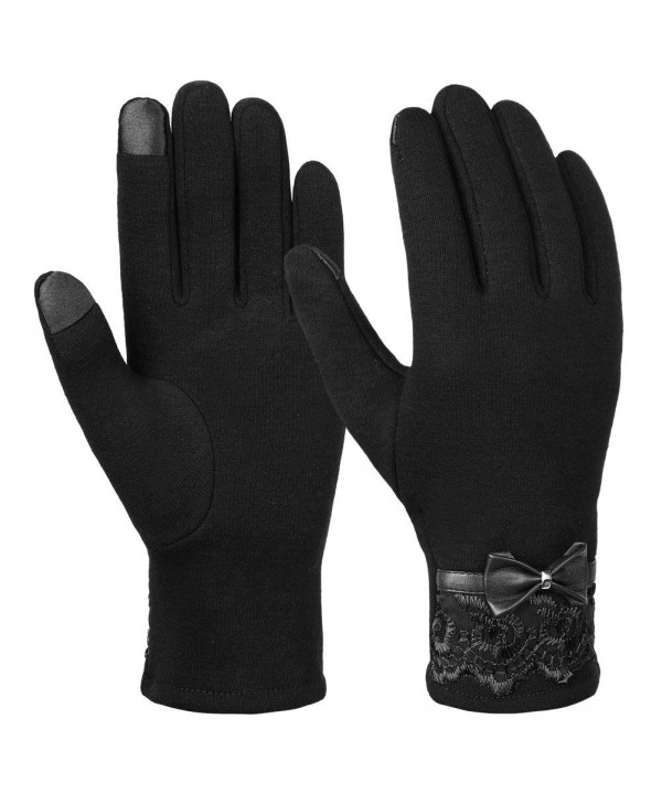 Vbiger Womens Winter Windproof Mittens