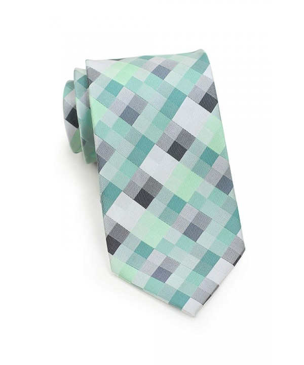 Bows N Ties Necktie Patchwork Microfiber Inches