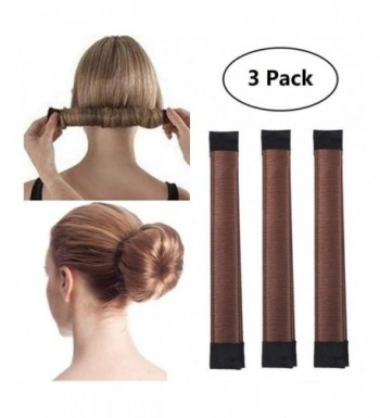 Styling Hairstyle Fashion Doughnuts Accessory
