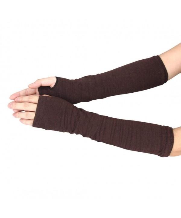 Gloves toraway Knitted Fingerless Warmers