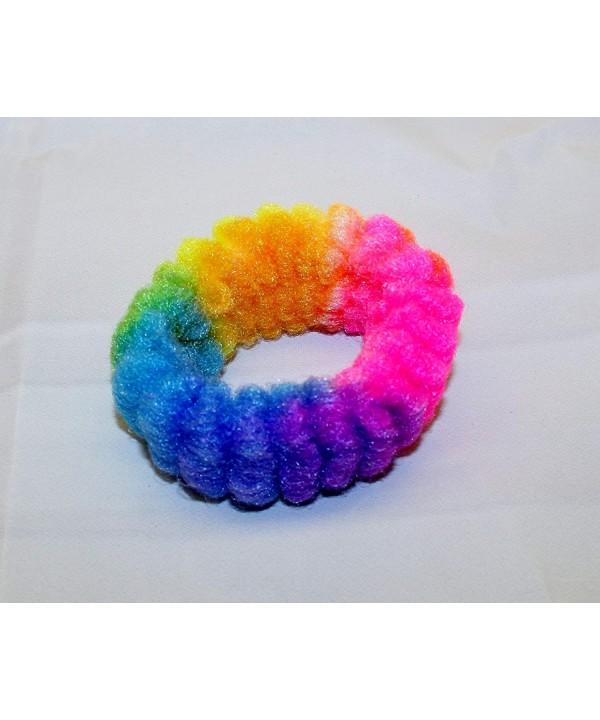 Wholesale 36pcs Rainbow Scrunchies Hair