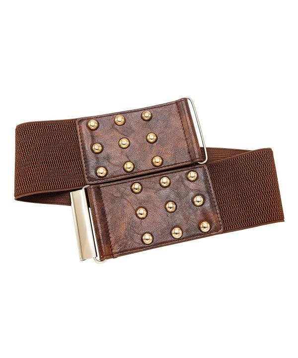 Stretch Belt Elastic Waist Interlock