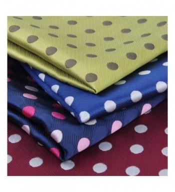 "9.8x9.8/"" Pocket Square Jacquard Handkerchief Polka Dot Gift Wedding Party Men"